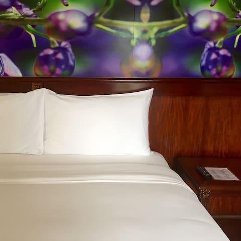 Deluxe Room near Fuente / Ayala - Cebu - Bed & Breakfast