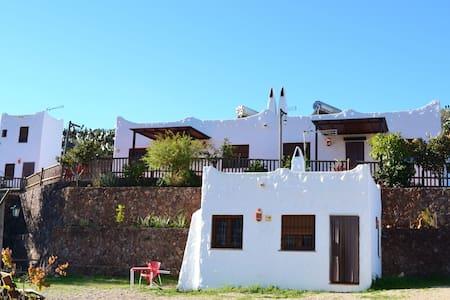 Casa Rural Cabo de Gata 2 pensonas - Albaricoques