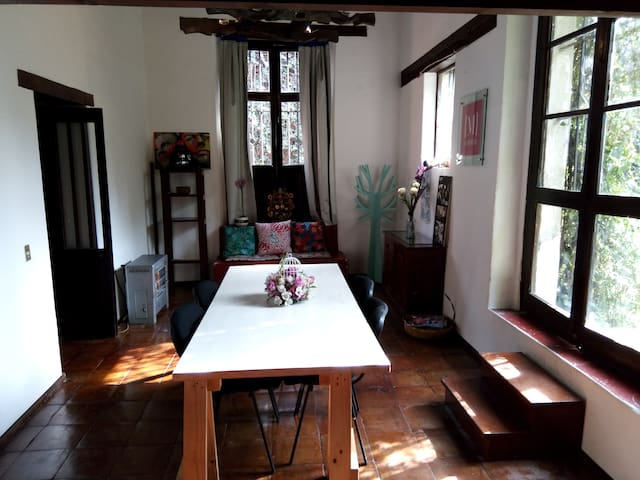 Colonial stylish flat in San Angel - Mexiko-Stadt - Wohnung