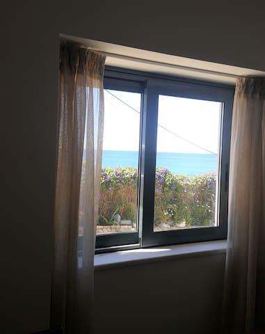 Beautiful sea views from all windows