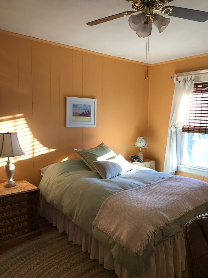 1911 Craftsman/Spacious and sunny private room