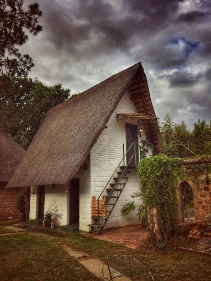 5th Element Rustic African Farm  - The Attic
