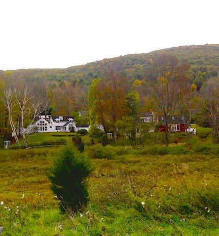 Woodstock Artist Compound - Bearsville - Rumah
