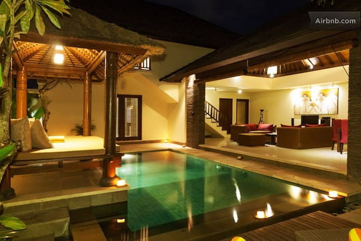 1 Bed Villa Canggu (9) 1 Unit Left - North Kuta - Villa