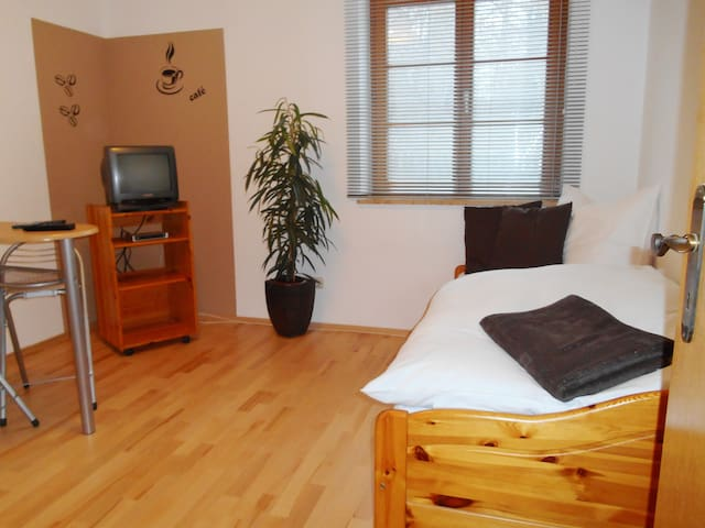 1-Zimmer Appartement nähe Messe  - Nuremberg - Appartement