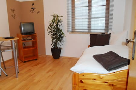 1-Zimmer Appartement nähe Messe  - Nuremberg