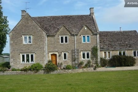 Beautiful Cotswold Stone House - Maison
