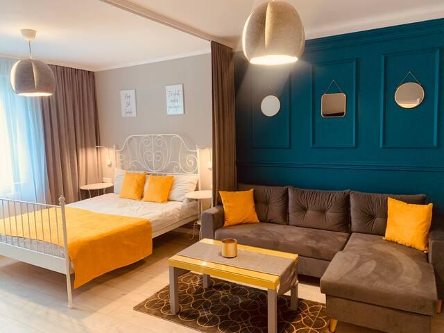 JOY Apartment- Central 2BDR