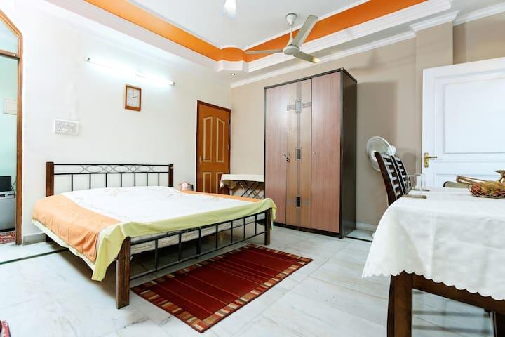 Perfect homestay in New Delhi - New Delhi - Lägenhet