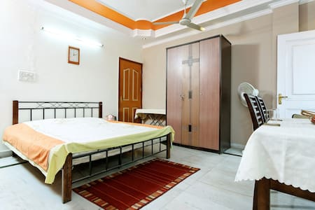 Perfect homestay in New Delhi - New Delhi - Apartment