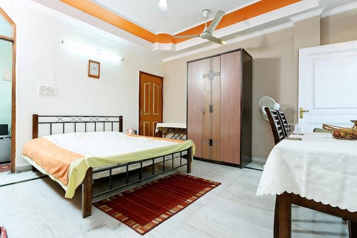 Perfect homestay in New Delhi