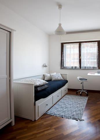 B&B Fiumicino Camera singola  - Fiumicino - Bed & Breakfast