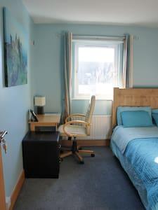 Nice double room (B&B) in west Dublin - Clonsilla - Huis