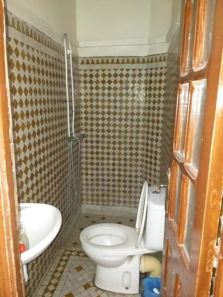 Chambre 3P, 2 min de la Place Jamaa-El-Fna