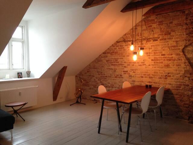 Lovely flat in central Copenhagen - Copenhaga - Apartamento