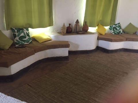 Rwandan countryside eco-friendly holidays