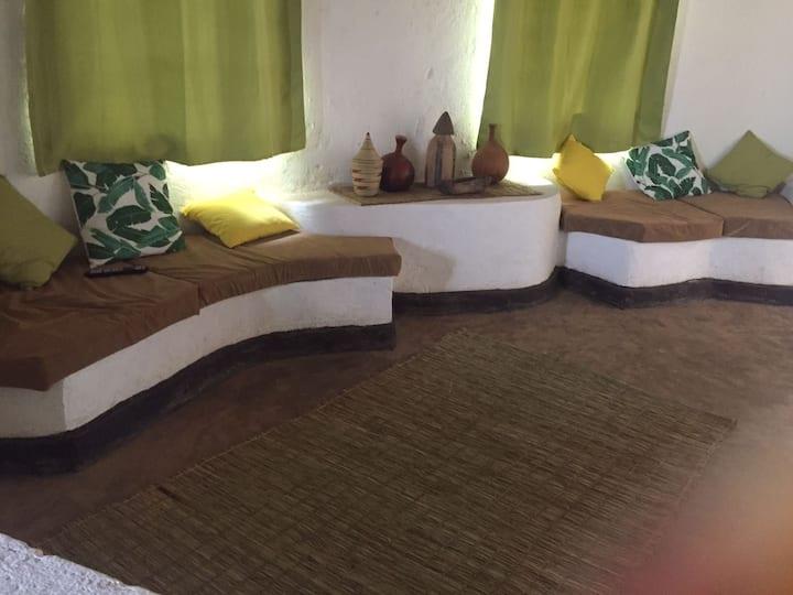 Vacances écologique à la campagne Rwandaise