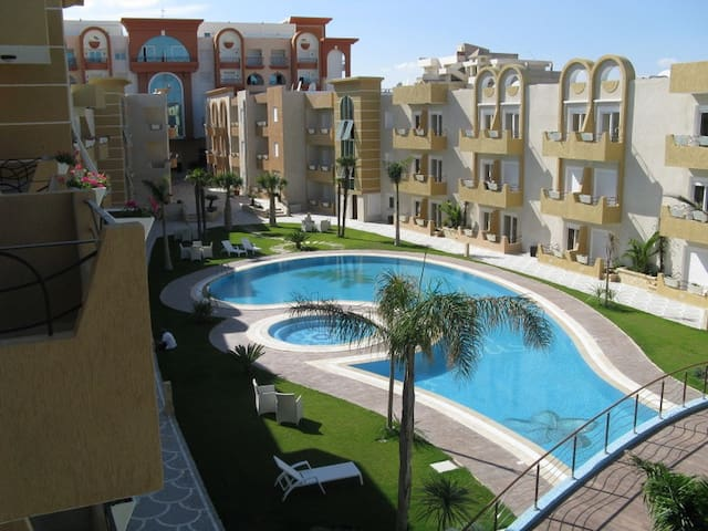 Self Catering Luxury Apartment - Hammam Sousse - Appartement