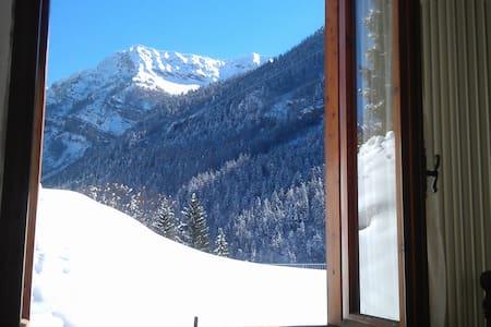 Vacanze in Val Brembana 4 posti - Roncobello - Apartamento
