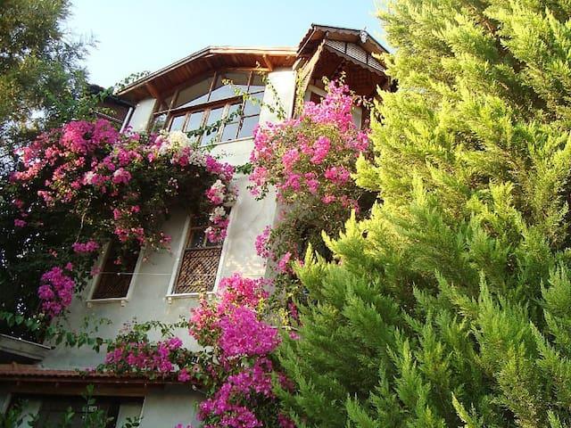 FETHİYE'DE BİR BUTİK EV - Fethiye - Villa