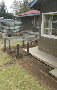 Farm House - Clean, quiet. - Nakuru - Ev