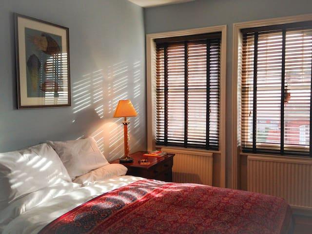 La habitación azul en West Ken!