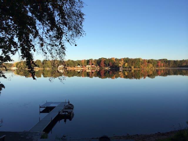 Pine Lake retreat