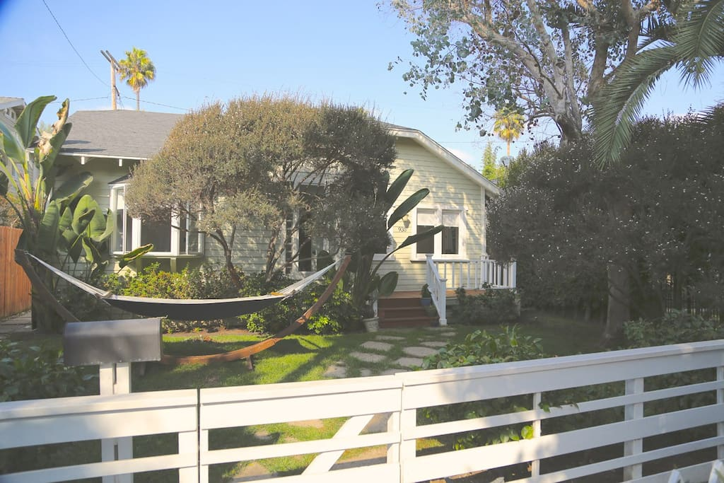 Stylish House In Hip Venice Beach Houses For Rent In Los Angeles Californi