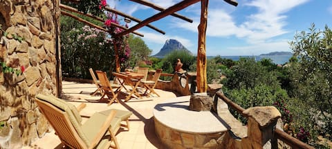 Villa FALCO an der Costa Dorata, OT - Tavolara