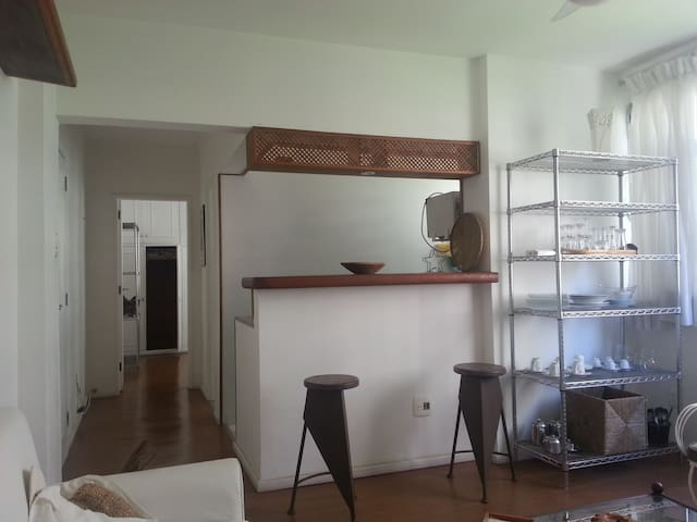 Charming apartment in Leblon