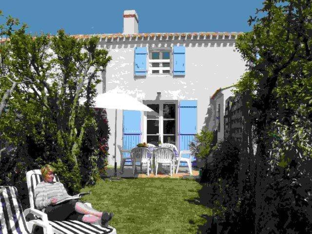 Belle maison Noirmoutrine plein sud
