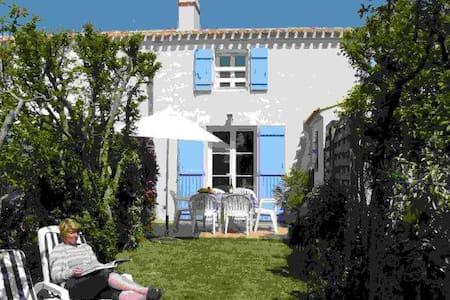 Belle maison Noirmoutrine plein sud - Noirmoutier-en-l'Île