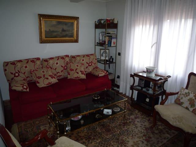 Apartamento en centro de la ciudad - Bilbao - House