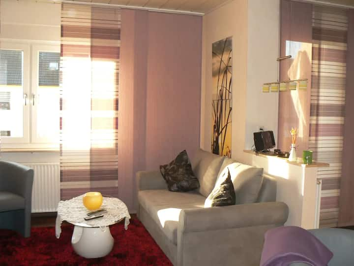 Mehrere Apartments in einem Haus