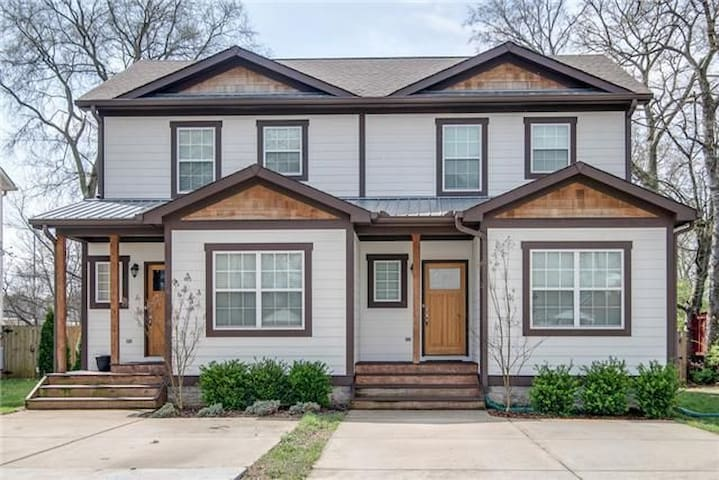 Modern townhome close to downtown - Nashville
