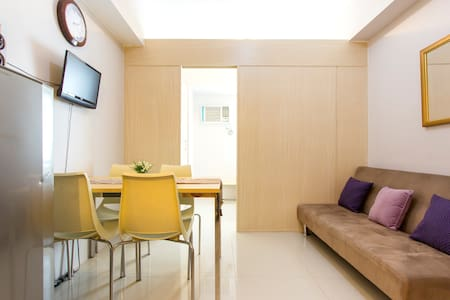 Live cozy at Grass Residence - Quezon City