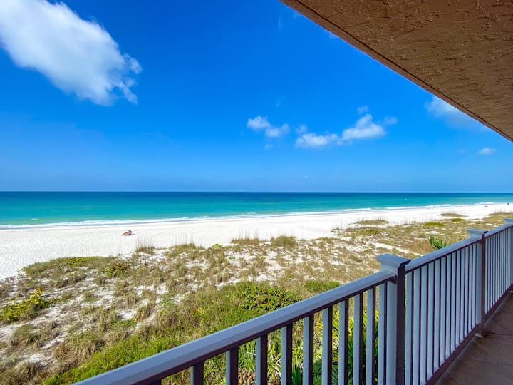 Your beach Front Oasis