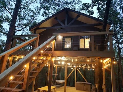 Bluebird Treehouse Big Cedar Wilderness Cabins