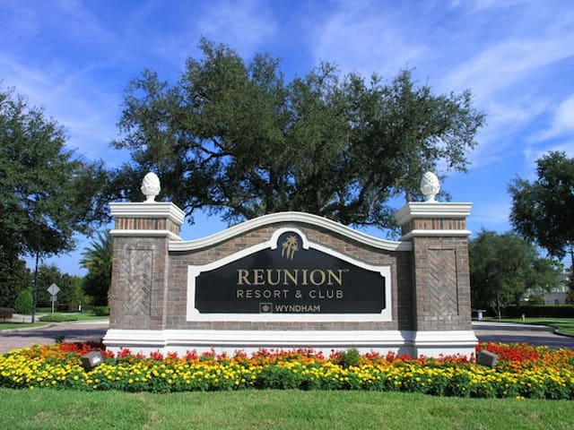 Heritage Haven - Reunion Resort - Kissimmee - Byt
