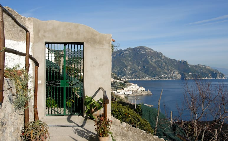 Panoramic apartment little Mare Blu - Amalfi - Apartmen
