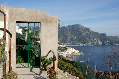 Panoramic apartment little Mare Blu - Amalfi