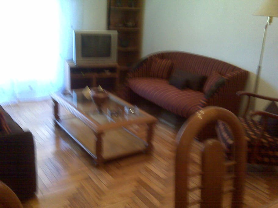 Beautiful apartment in Recoleta