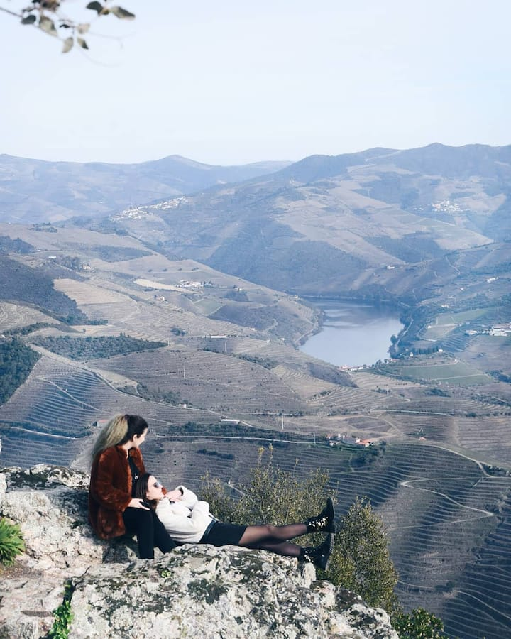 Example of photo I directed in Douro.