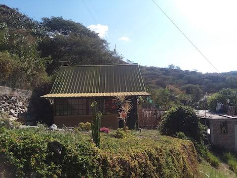 Beautiful cabin in San Jose of Vilcabamba