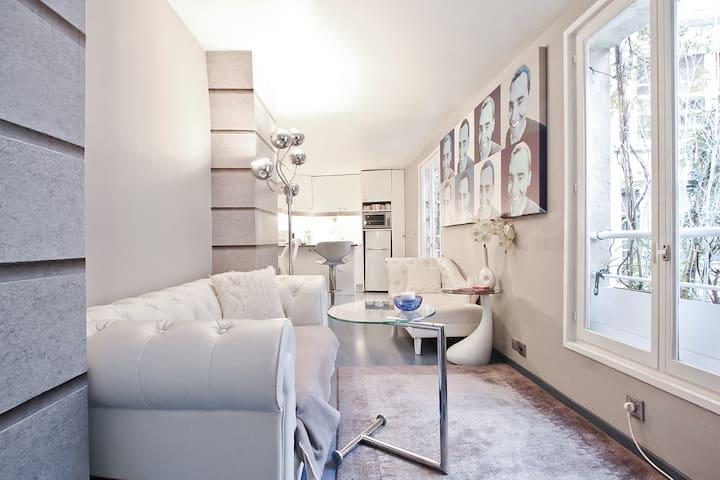 DUPLEX EN PLEIN COEUR DU MARAIS 4em - Paris - Apartamento
