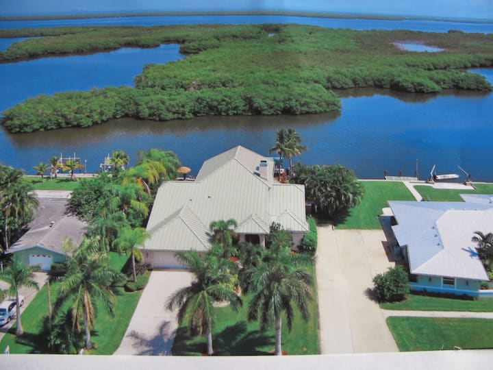 Bayfront Home, Gulf of Mexico views