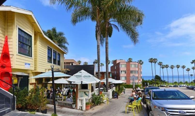 Cody House: Ocean Views - right on the cove, walk to everything - La Jolla - Apartemen