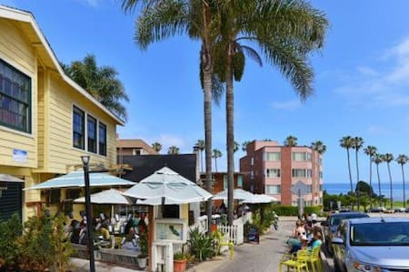 Cody House: Ocean Views - right on the cove, walk to everything - La Jolla - Dům