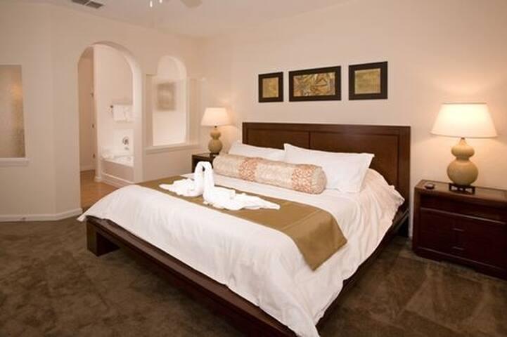 ORLANDO DISNEY 3 BDRM RESORT CONDO - Winter Garden - Appartement