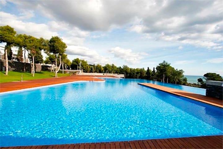Luxus-Erlebnis in Sitges - Sant Pere de Ribes - Wohnung
